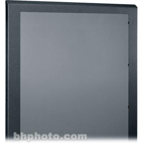 Middle Atlantic Plexi Front Door PFD-10 (Black)