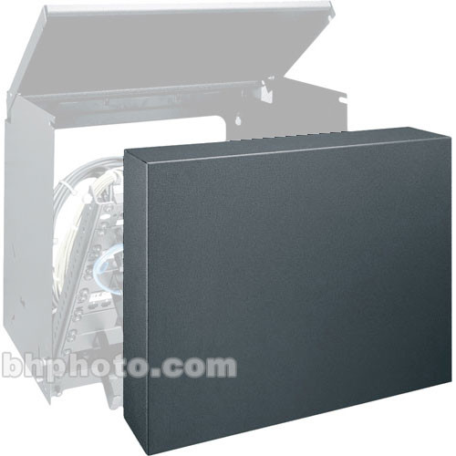 Middle Atlantic PPM-D08 Front Door for PPM-8-12 and PPM-8-18