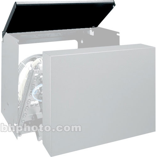 Middle Atlantic PPM-LID18 Top Cover for PPM-8-18