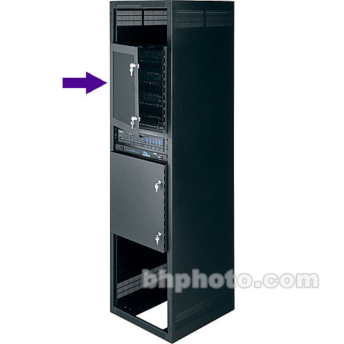 Middle Atlantic PSDR-16 Plexi Security Door