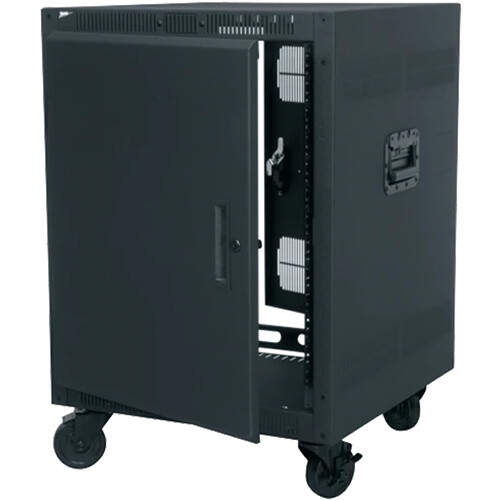 "Middle Atlantic PTRK-1426 14U 26"" Deep Portable Rack"
