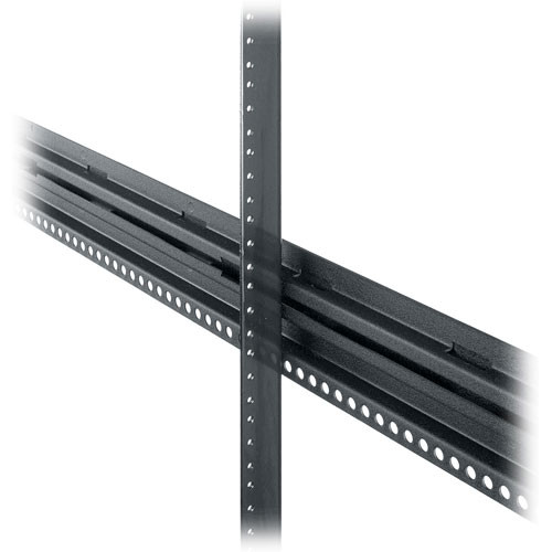 Middle Atlantic PTRK-RR27 Rear Rack Rail for 27U PTRK Series Racks