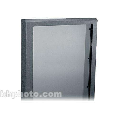 Middle Atlantic PVFD-44 Plexi Front Door (Black)