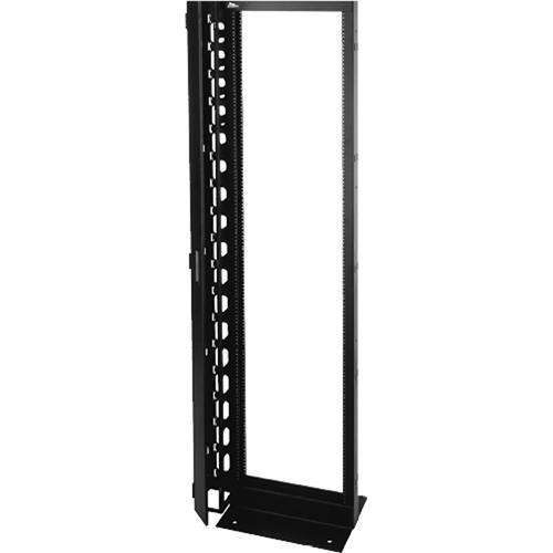 "Middle Atlantic R2-44S 44 Rack Space Seismic Certified 19"" Open Frame Rack"