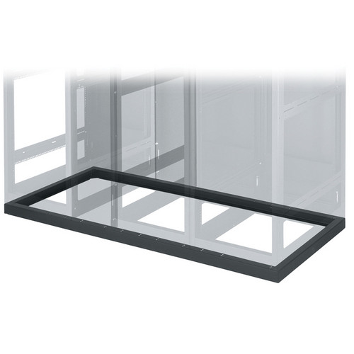 "Middle Atlantic 1-Bay Raised Floor Enclosure System for 27"" Deep BGR Racks"