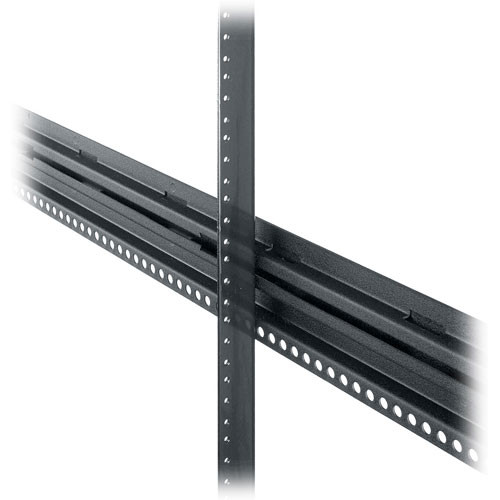 Middle Atlantic RK-RR8 Rear Rack Rail for 8 RU RK and BRK Series Racks