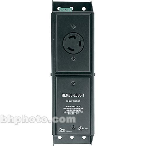 Middle Atlantic RLM30-L530-1 30A Stand-Alone Power Module with NEMA L530 Plug