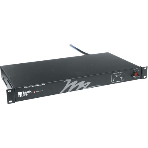 Middle Atlantic RLNK-SW620R-NS RackLink 20 A Rackmount Power Switch