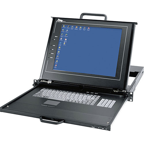 Middle Atlantic RM-KB-LCD17 Rackmount LCD, Keyboard and Touchpad