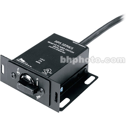 Middle Atlantic RPS 15AMP Remote Power Switch