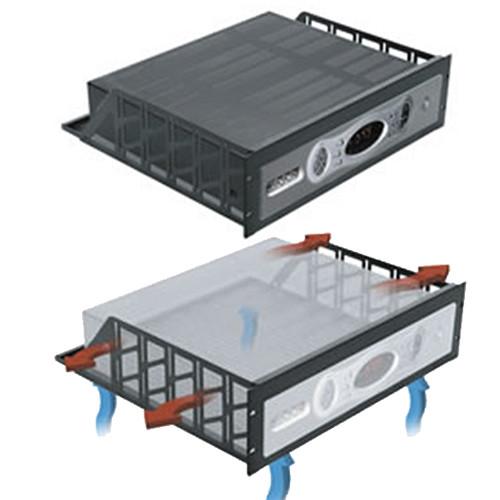 Middle Atlantic RSH4A6XX SONY BDPCX7000ES Rackmount Enclosure