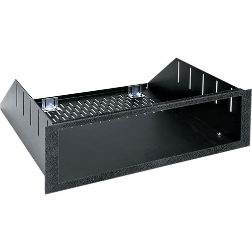 Middle Atlantic RSH-4S Custom 9U Rackmount Enclosure 17.5""