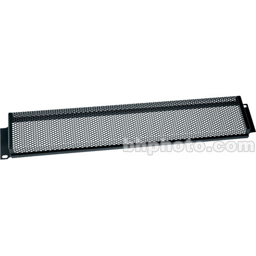 Middle Atlantic S4 4-Space Security Cover with Large Perforation