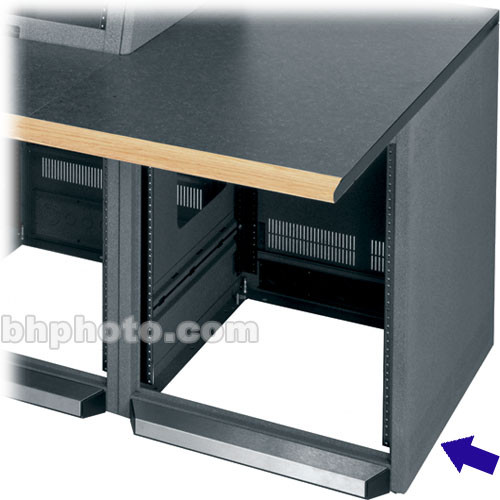 Middle Atlantic Steel Rack Enclosure System (Black)