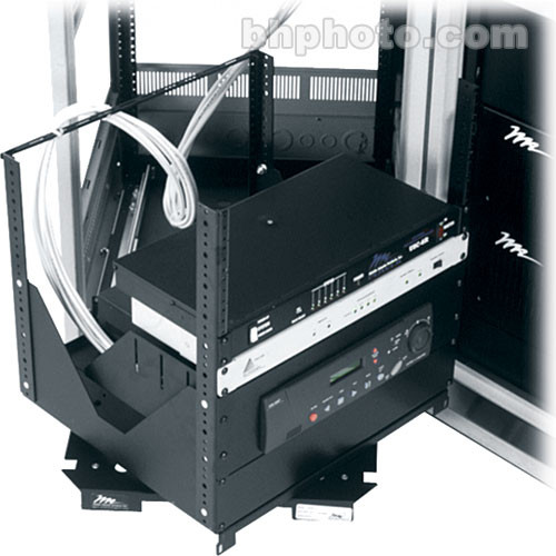 Middle Atlantic SC Convective Monitoring Console (Black)