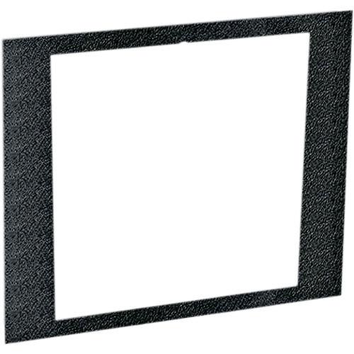 Middle Atlantic 10 RU Face Plate for RSH Series Custom Rackmount (Black Textured)