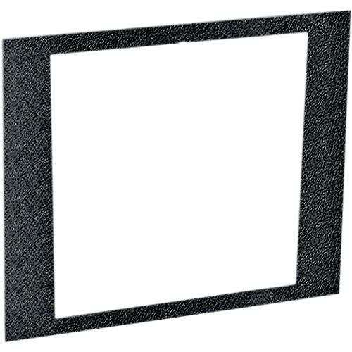Middle Atlantic 6 RU Face Plate for RSH Series Custom Rackmount (Black Textured)