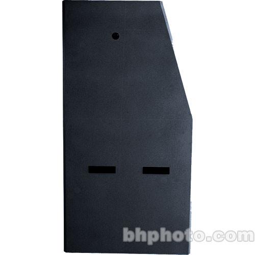 Middle Atlantic Quiet-Cool Series Sloped Console Side Panels SPNQ-1427-1460BK (Black)