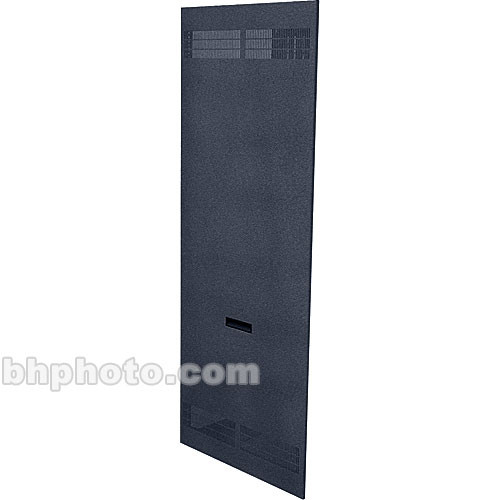 Middle Atlantic Slim 5 Series Removable Steel Side Panels SP-5-43 (Black)