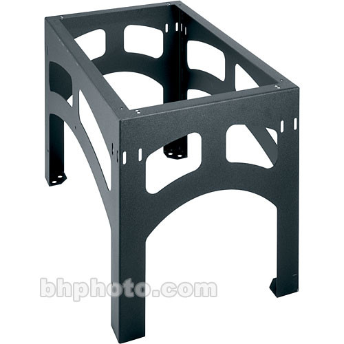 "Middle Atlantic SRB-3-MRK-3624 3-Bay Riser Base For 36"" Deep Rack (Black)"