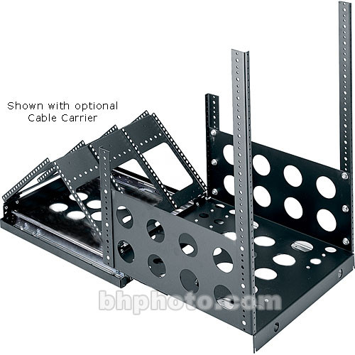Middle Atlantic Steel Rack Rotating Sliding