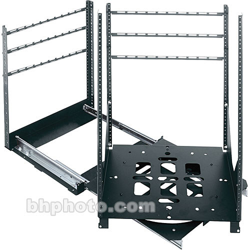 Middle Atlantic SRSR 2-Rail/21U Rotating Sliding Rack System