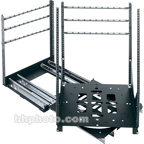 "Middle Atlantic SRSR-X 23""D 4-Rail/24U Sliding Rotating Rack Sys"