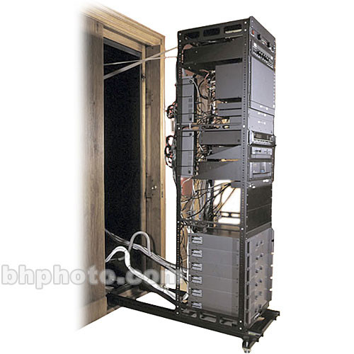 """Middle Atlantic SSAX-38 In-Wall 38U AXS System 25""""-Extension 16""""D"""