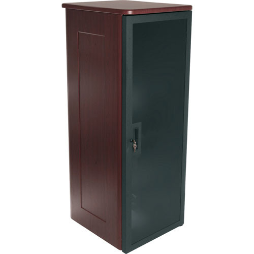 Middle Atlantic TSP-5-21DC Slim 5 Side and Top Panel Set (Dark Cherry)