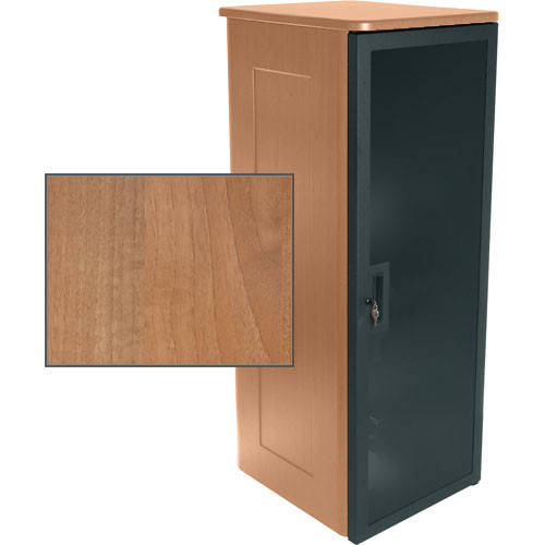 Middle Atlantic TSP-5-37LW Slim 5 Side and Top Panel Set (Light Walnut)
