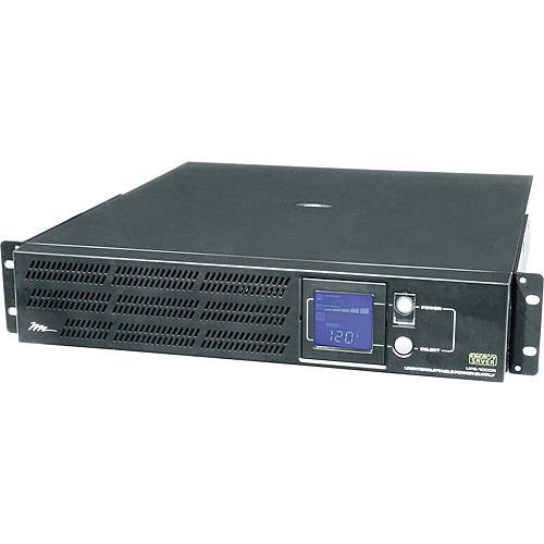 Middle Atlantic UPS-1000R  Rackmount Uninterruptible Power Supply 750W