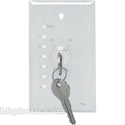Middle Atlantic USC-KEY Replacement Keys for USC-KL