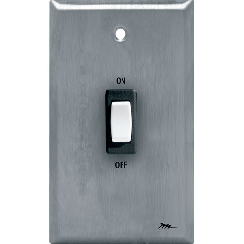 Middle Atlantic USC-SW Remote Wall Plate Switch