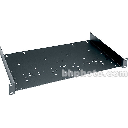 Middle Atlantic UTR1-RP12 - 1U Rackshelves for Mounting Half- and Third-Rack Components (12-Pack)