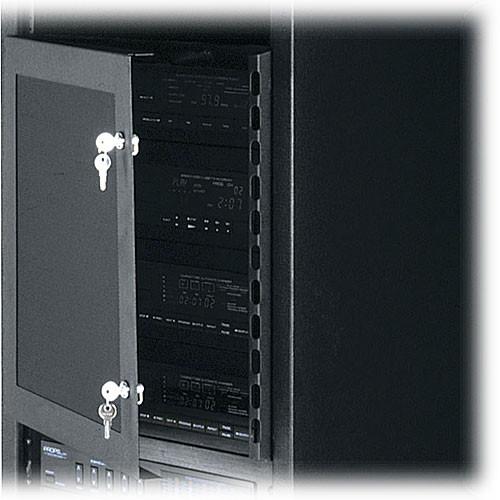 Middle Atlantic Vented Security Door VSDR-8