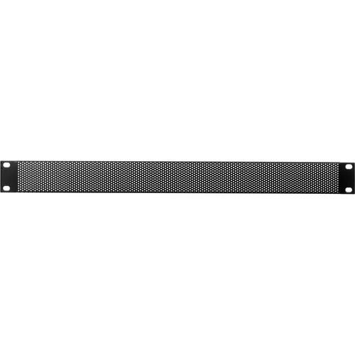 Middle Atlantic VTF1 1U Tight-Pattern Vented Blank Panel