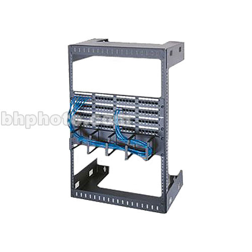 Middle Atlantic WM Series Wall-Mount Relay Rack WM-30-18