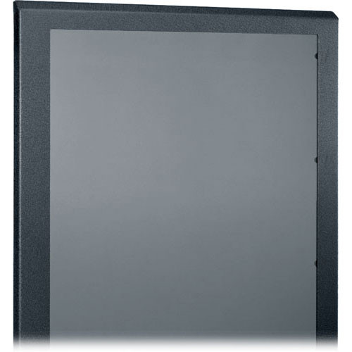 Middle Atlantic WRPFD-44 Plexi Front Door for 44-Space WR Series Enclosures