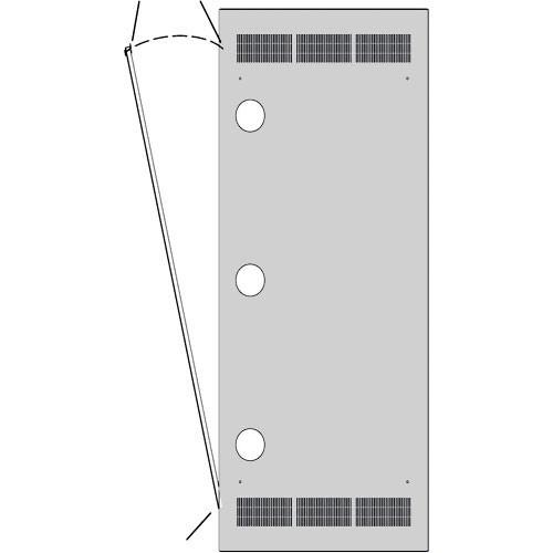 Middle Atlantic WR-RAP-24 Rear Access Panel
