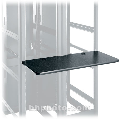 Middle Atlantic WS Series Laminate Writing Shelf WS2-W27-24