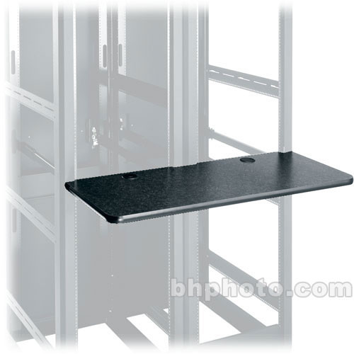 Middle Atlantic WS Series Laminate Writing Shelf WS4-W27-24