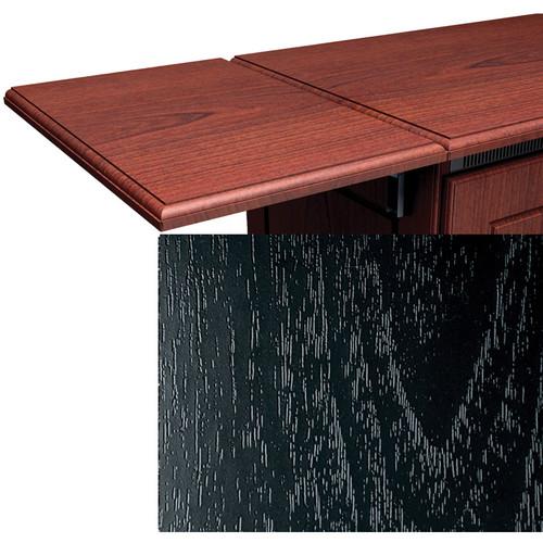Middle Atlantic Traditional Style Flip-Up Side Shelf (Ebony Ash Finish)
