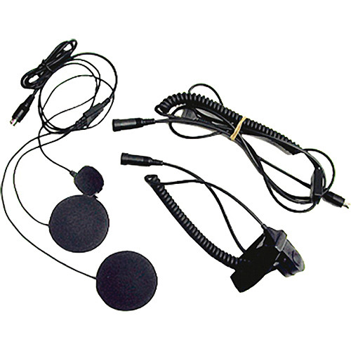 Midland AVP-H2 Speaker and Microphone Kit for Closed Motorcycle Helmets