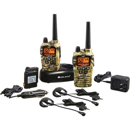 Midland GXT2050VP4 22-Channel 2-Way Radios
