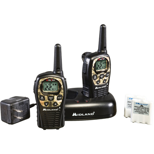 Midland LXT535VP3 22-Channel 2-Way Radios
