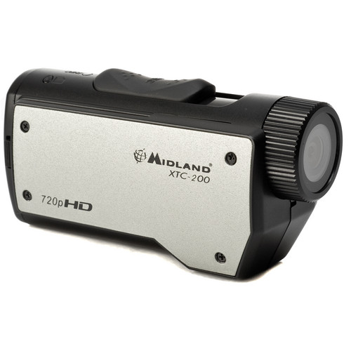 Midland XTC200VP3 720p HD XTC Wearable Action Camera