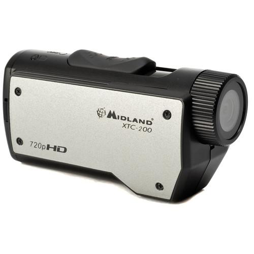 Midland XTC200VP3 720p HD XTC Wearable Action Camera