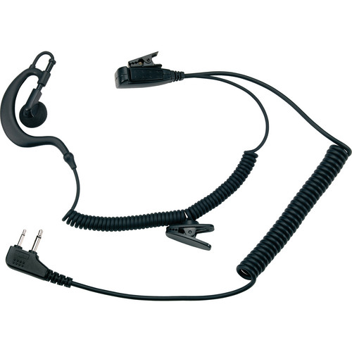 Midland TH3 Earphone Mic with PTT Button and L-Type Plug