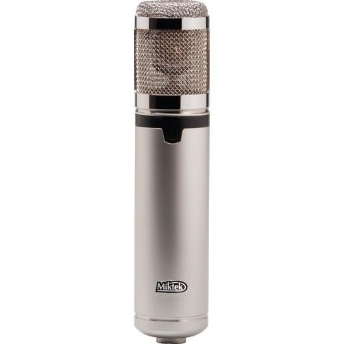 Miktek CV4 Large-Diaphragm Multi-Pattern Tube Condenser Microphone
