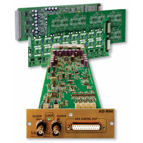 Millennia AD-D96 Analog-to-Digital Converter Option for HV-3D